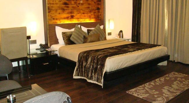 Shreyans Inn - ニューデリー - 寝室