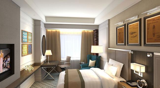 DoubleTree by Hilton Kazan City Center - カザン - 寝室
