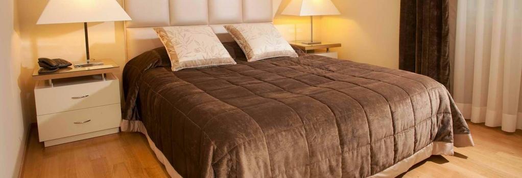 ホテル ピッコロ ボルゴ - ローマ - 寝室