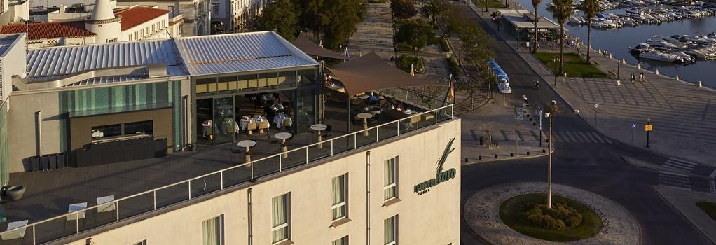 ホテル ファロ & ビーチ クラブ - ファロ - 建物