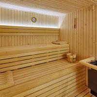 ホテル ファロ & ビーチ クラブ Sauna