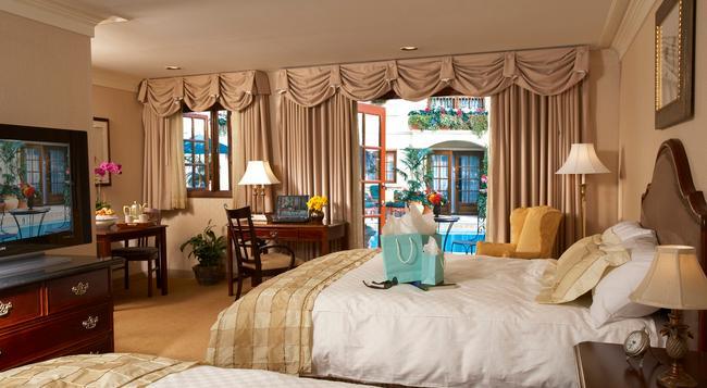 ベスト ウエスタン プラス サンセット プラザ - ロサンゼルス - 寝室