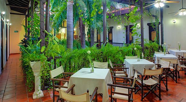 Centro Hotel - カルタヘナ - レストラン