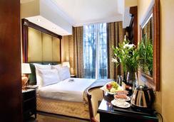シャフツベリー メトロポリス ロンドン ハイド パーク - ロンドン - 寝室