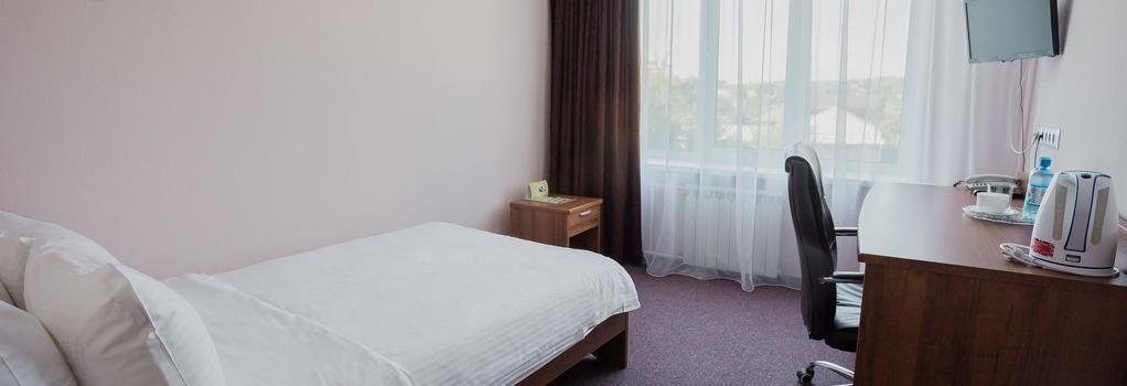 Hotel Polyot Krasnoyarsk - クラスノヤルスク - 寝室