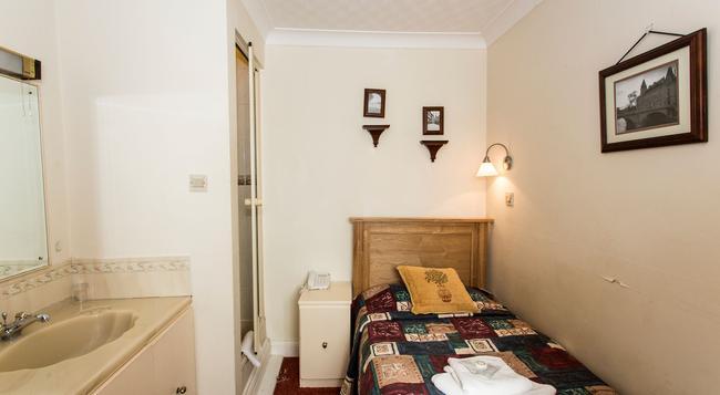 Ridgeway Hotel - ロンドン - 寝室
