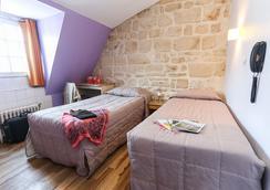 ル モンクレール モンマルトル ホステル & バジェット ホテル - パリ - 寝室