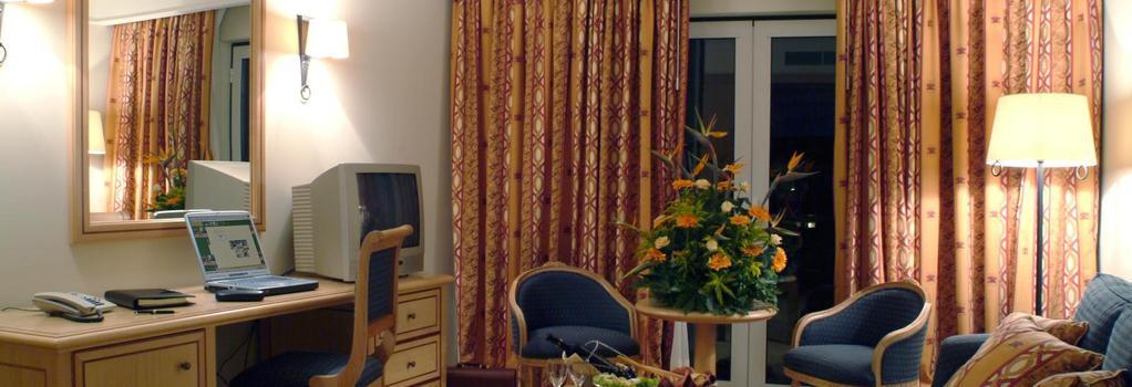 ホテル レアル パラシオ - リスボン - 寝室