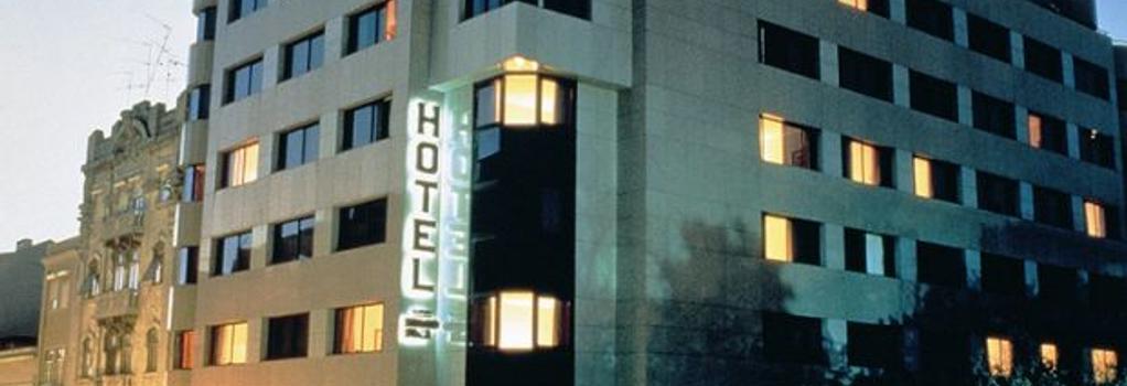 ホテル レアル パルケ - リスボン - 建物