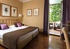 ホテル インペリアーレ - ローマ - 寝室