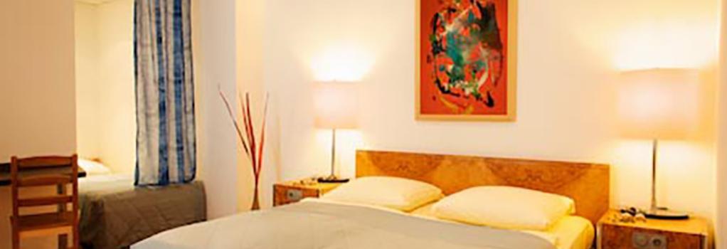 エアランガー ホフ - ベルリン - 寝室