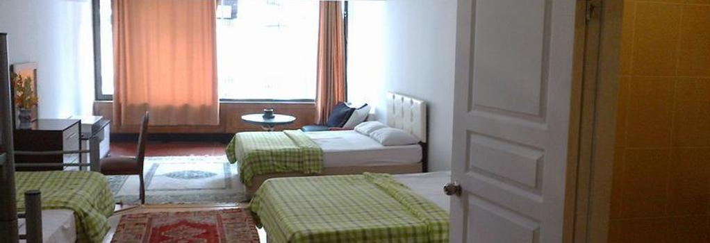 イスタンブール ハーモニー ホステル - イスタンブール - 寝室