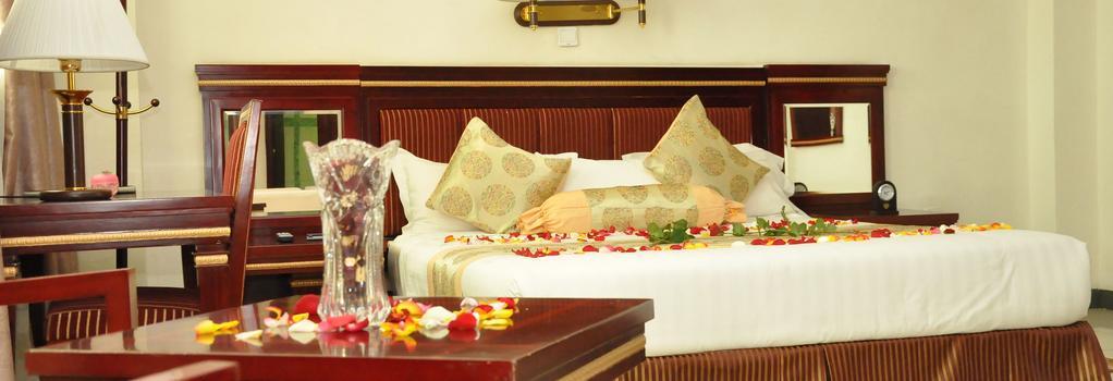 Florida International Hotel - Gondar - 寝室