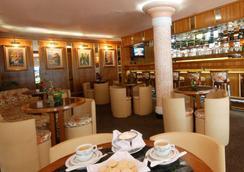 ホテル アトランティコ コパカバーナ - リオデジャネイロ - レストラン