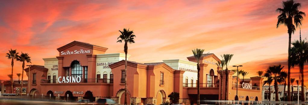 シルバー セブンズ ホテル & カジノ - ラスベガス - 建物