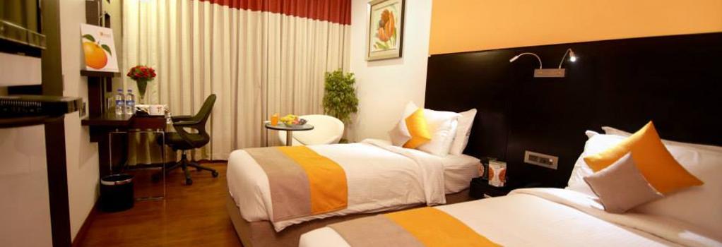 Astoria Hotels by Sparsa - Madurai - 寝室