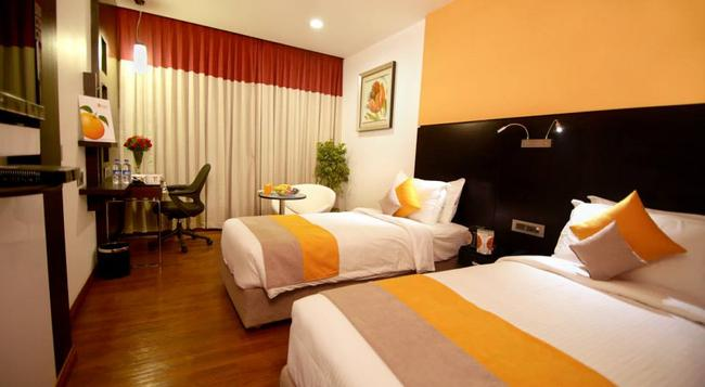 アストリア ホテルズ - Madurai - 寝室