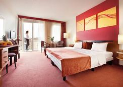 ホテル エウロパ フィット シュペリオル ヘーヴィーズ - ヘーヴィーズ - 寝室