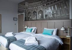 ザ ステーション ホテル - ロンドン - 寝室