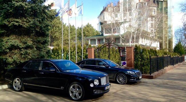 Club Royal Park - キシニョフ - 建物