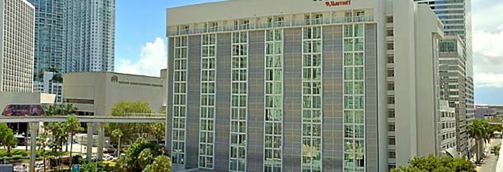 コートヤード バイ マリオット マイアミ ダウンタウン - マイアミ - 建物