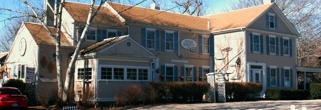 Simmons Homestead Inn - ハイアニス - 建物