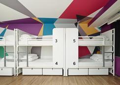 ジェネレーター ホステル ロンドン - ロンドン - 寝室