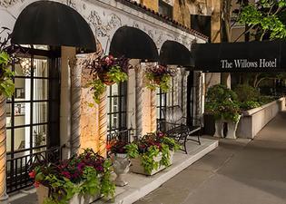 ザ ウィローズ ホテル