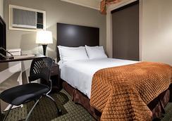 ザ ウィローズ ホテル - シカゴ - 寝室
