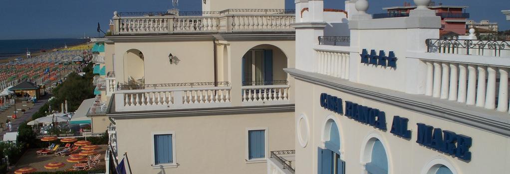 Hotel Casa Bianca al Mare - イェーゾロ - 建物
