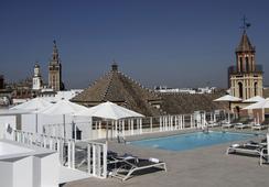 ホテル フェルナンド III - セビリア - プール
