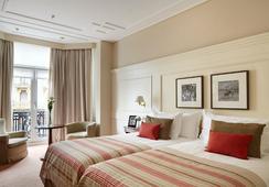 ホテル デ ロンドレス イ デ イングラテラ - San Sebastian - 寝室