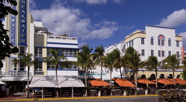 ホテル ブレイクウォーター サウスビーチ - マイアミ・ビーチ - 建物
