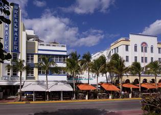 ホテル ブレイクウォーター サウスビーチ