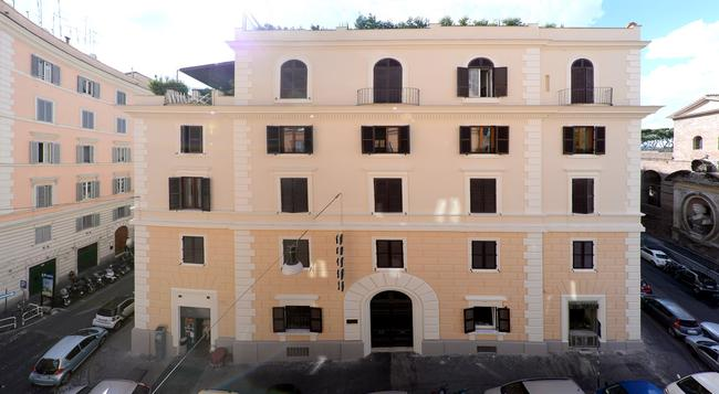 Hotel Golden - ローマ - 建物