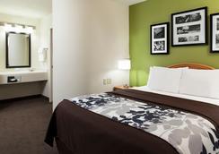 Sleep Inn & Suites Airport - オマハ - 寝室