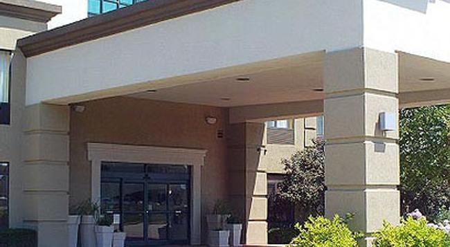 Welcome Hotel & Suites - Decatur - 建物