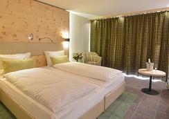 アルペンホテル フルール ド ツェルマット - ツェルマット - 寝室