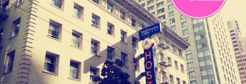 HI サンフランシスコ ダウンタウン ホステル - サンフランシスコ - 建物