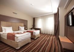 ホテル マカル スポーツ & ウェルネス - Pecs - 寝室