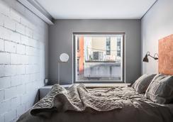 サゴー ホテル - ニューヨーク - 寝室