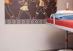 アルベルグ ペレ タレス - バルセロナ - 寝室