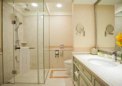 キャピタル ホテル ソンシャン - 台北市 - 浴室
