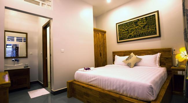 ザ 1959 ブティック ヴィラ - Phnom Penh - 寝室