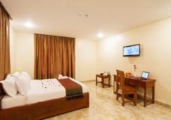 サムナン ラオール プノンペン ホテル - Phnom Penh - 寝室