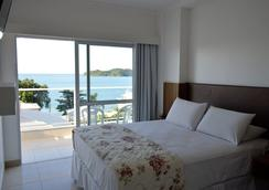 Pousada Riviera Bombinhas - ボンビーニャス - 寝室