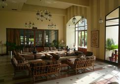 Hotel Paras Mahal - ウダイプール - ラウンジ