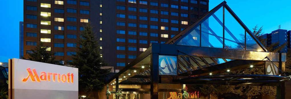 マリオット グラスゴー ホテル - グラスゴー - 建物