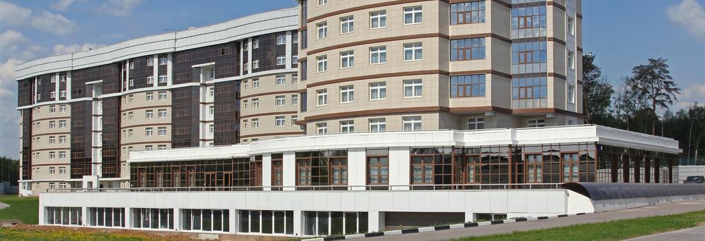 アライアンス グリーンウッド ホテル - モスクワ - 建物