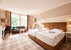 リングホテル ムント アム シュタッドワルド - ブレーメン - 寝室